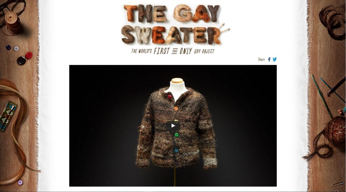 thegaysweater